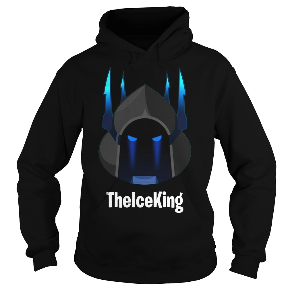 Custom Fortnite Season 7 The Ice King Hoodie