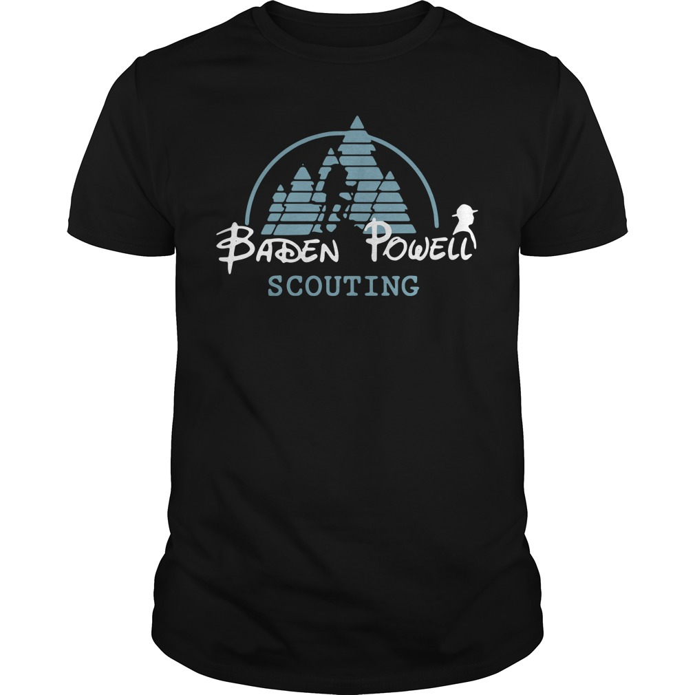 Disney Baden Powell Scouting shirt