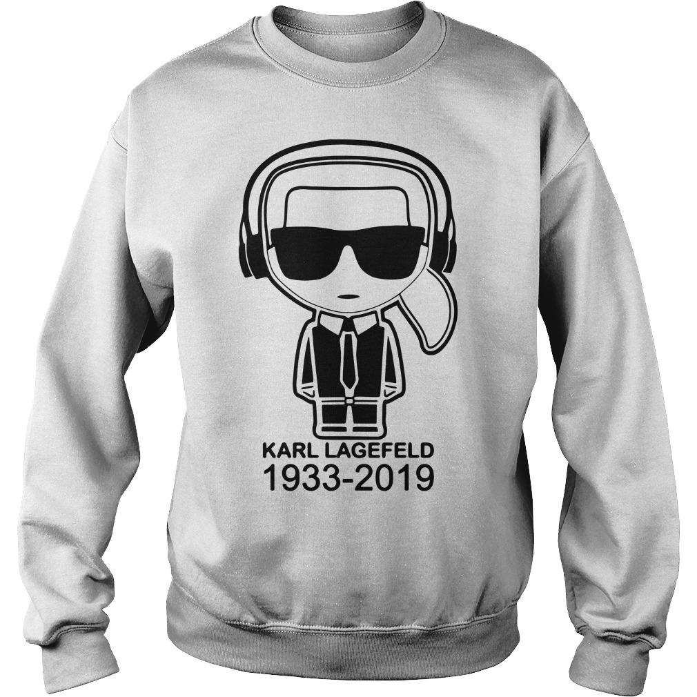 Karl Lagerfeld 1933 2019 Sweater