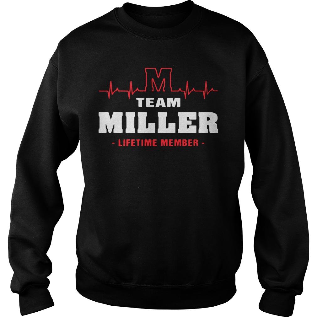 M team miller lifetime member Sweater