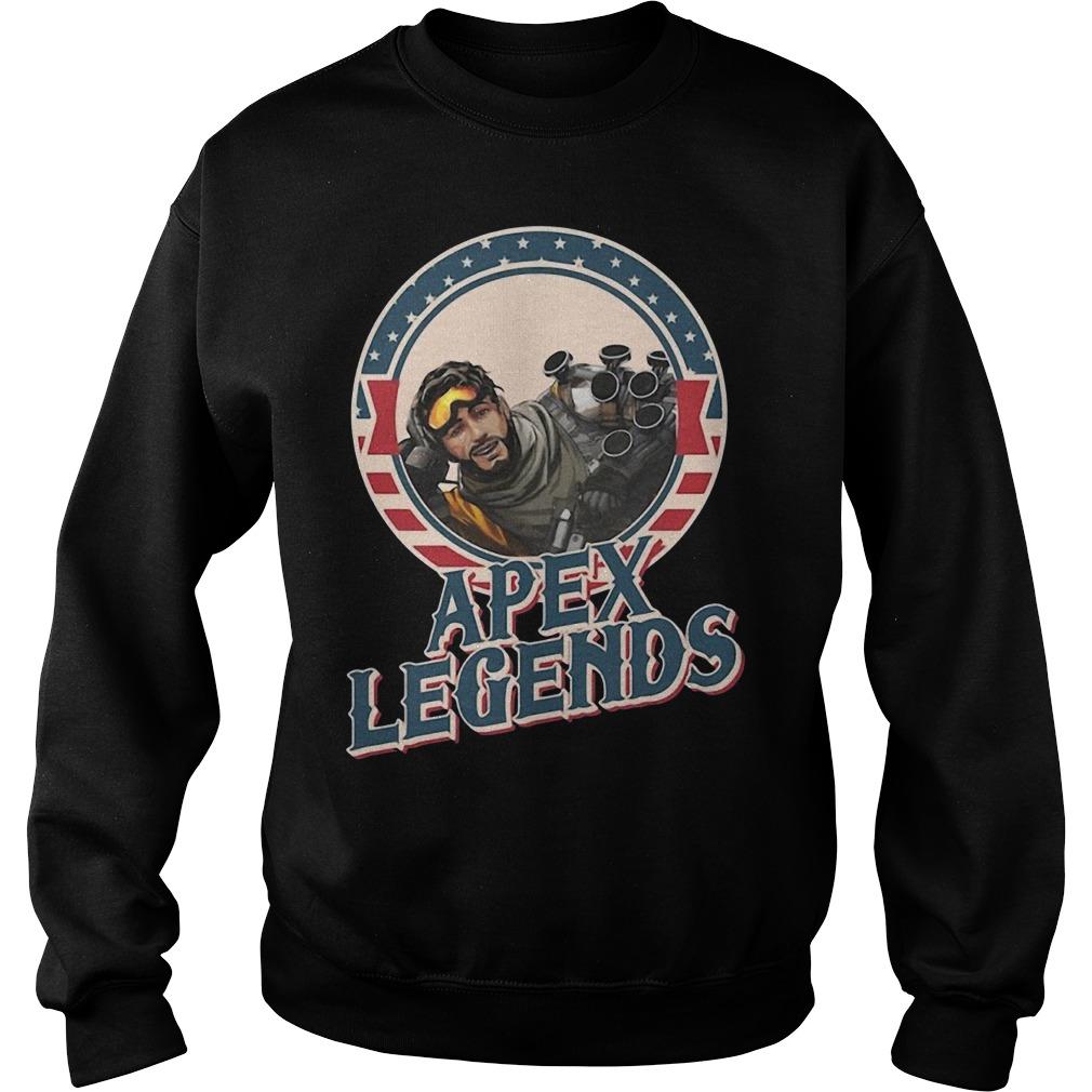 Mirage Apex Legends Sweater