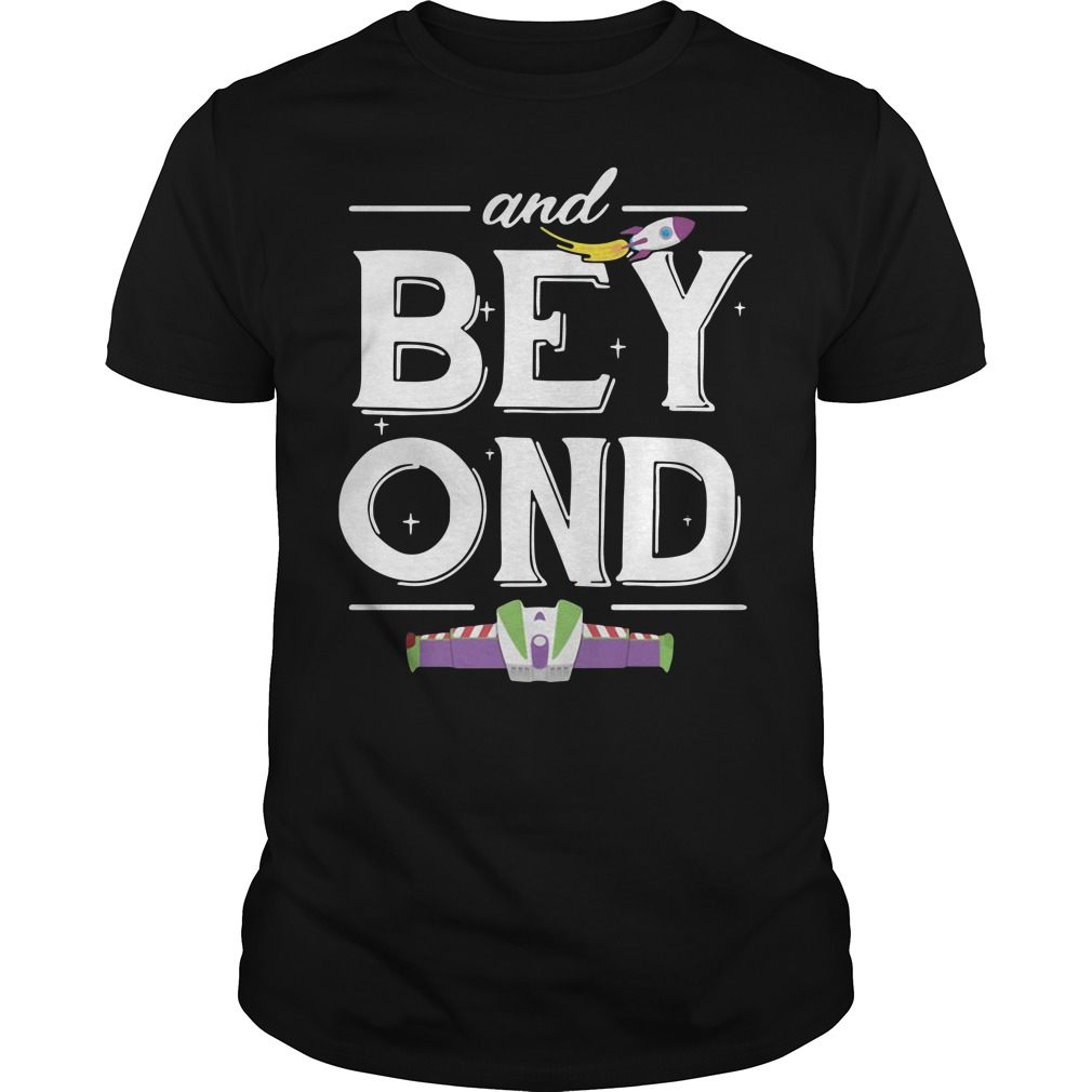 Official And bey ond Guys shirt