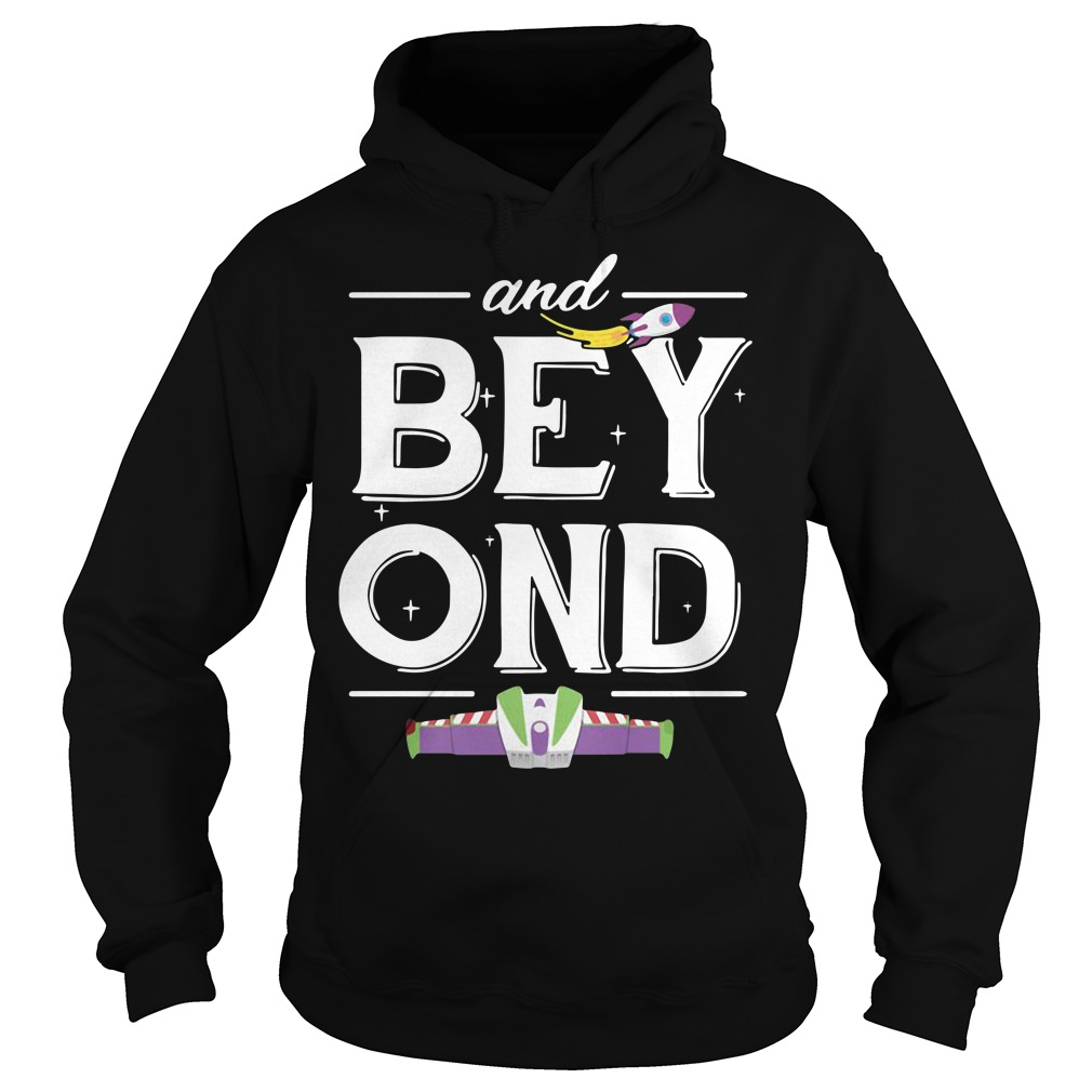 Official And bey ond Hoodie