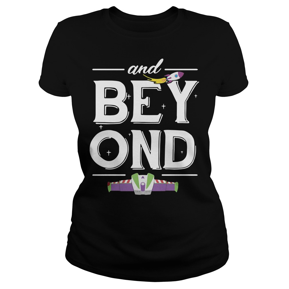 Official And bey ond Ladies tee