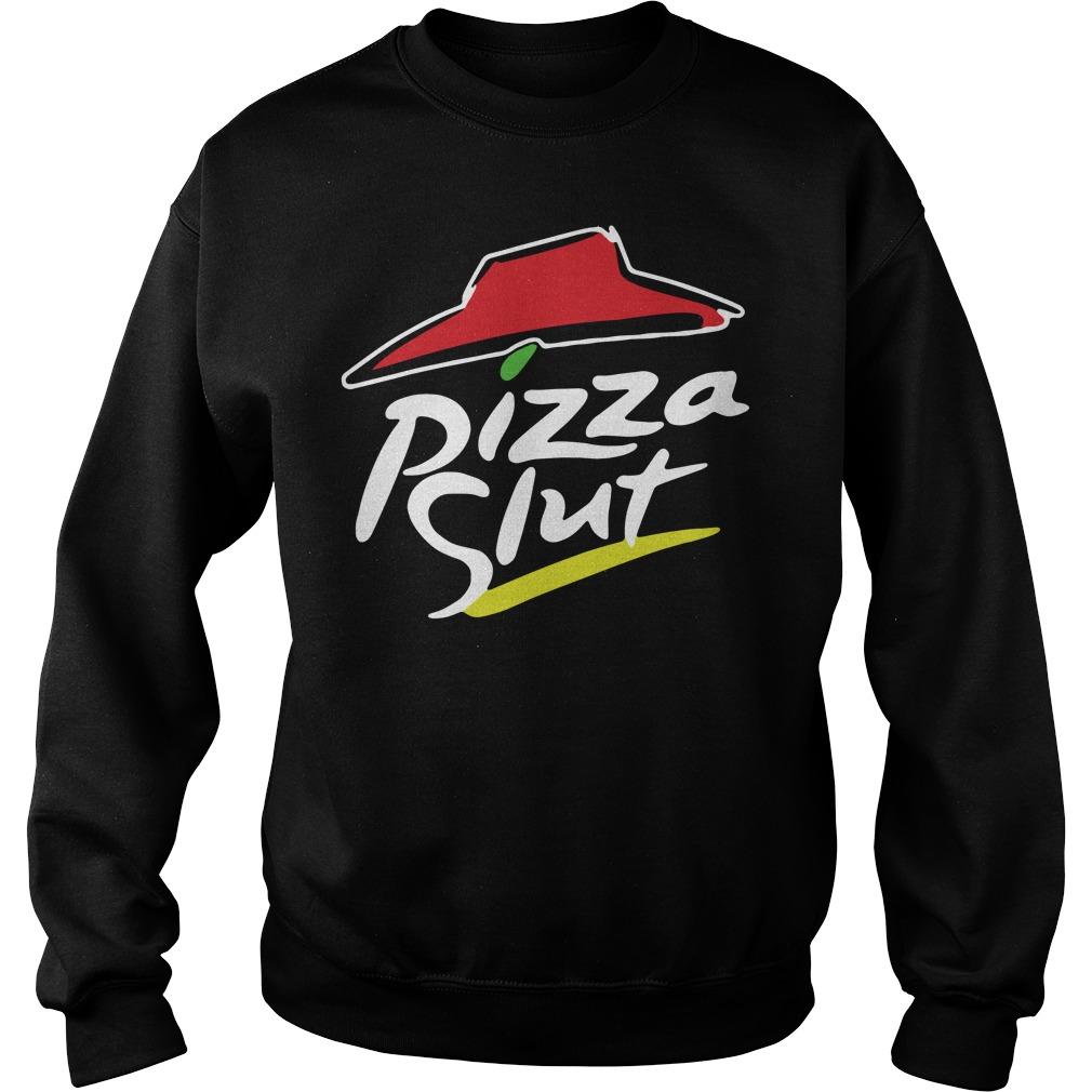 Official TeeIsland Pizza Slut Sweater