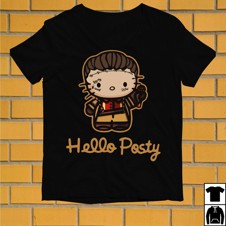 Post Malone Hello Posty shirt