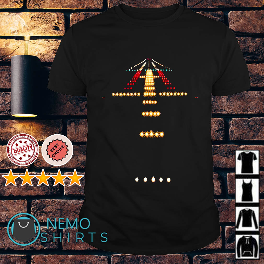 Approach Lighting System Lovely Pilot shirt