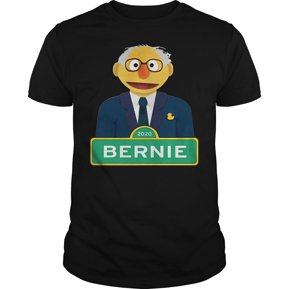 Bernie Sanders 2020 Guys Shirt