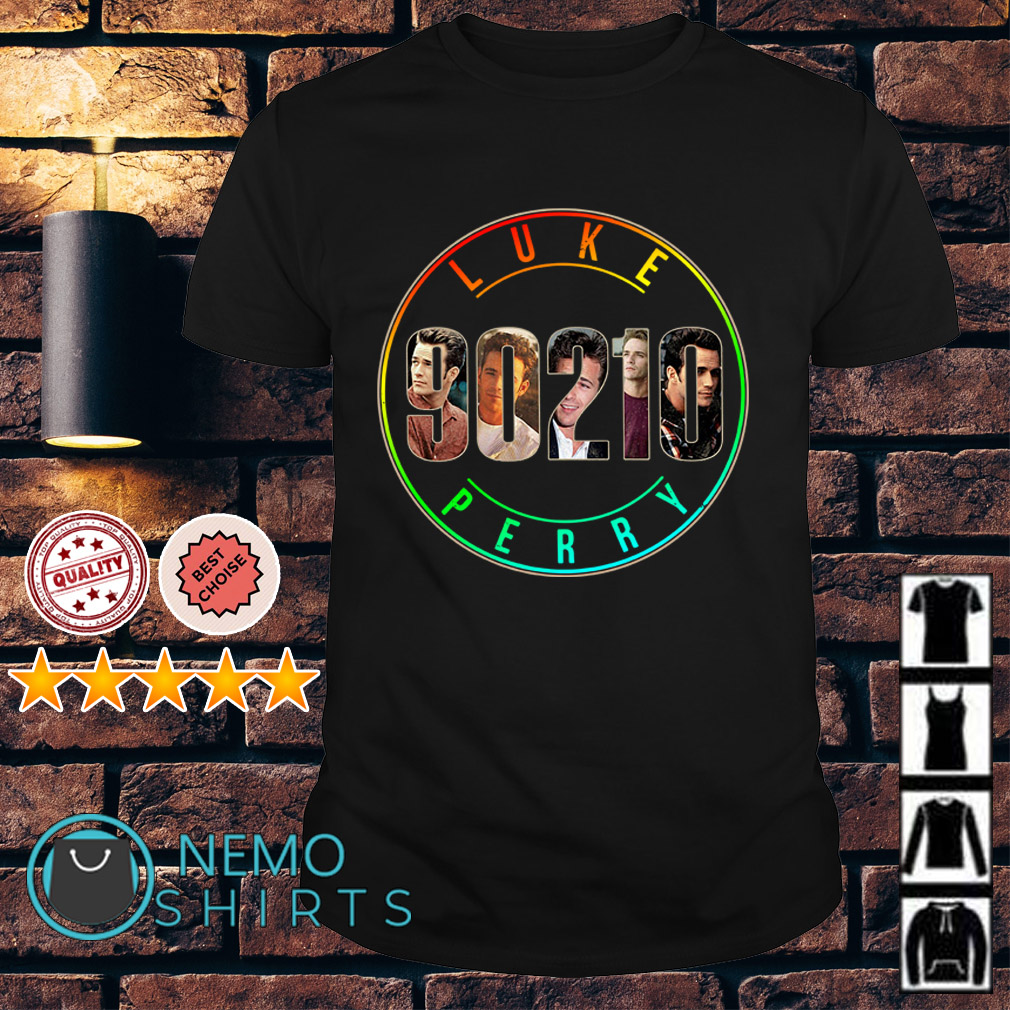 Beverly 90210 Luke Perry Guys shirt