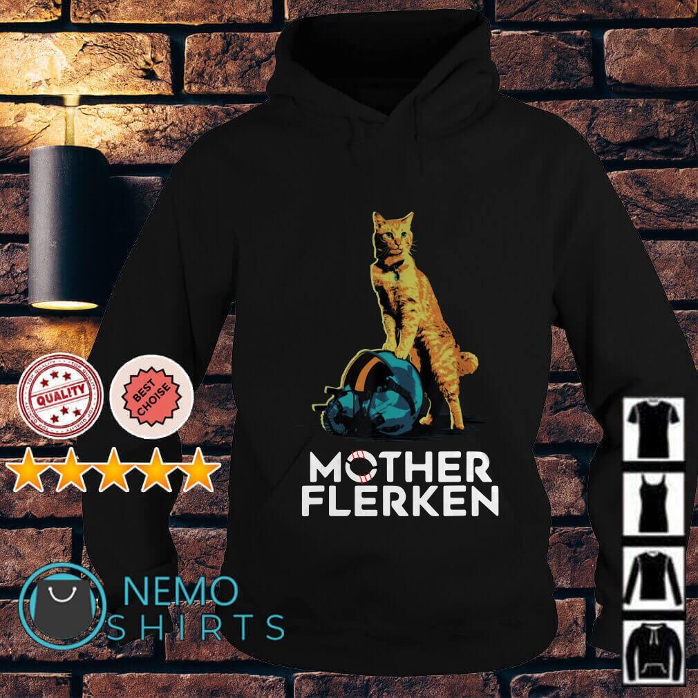 Captain Marvel Goose The Cat Mother Flerken Sweater