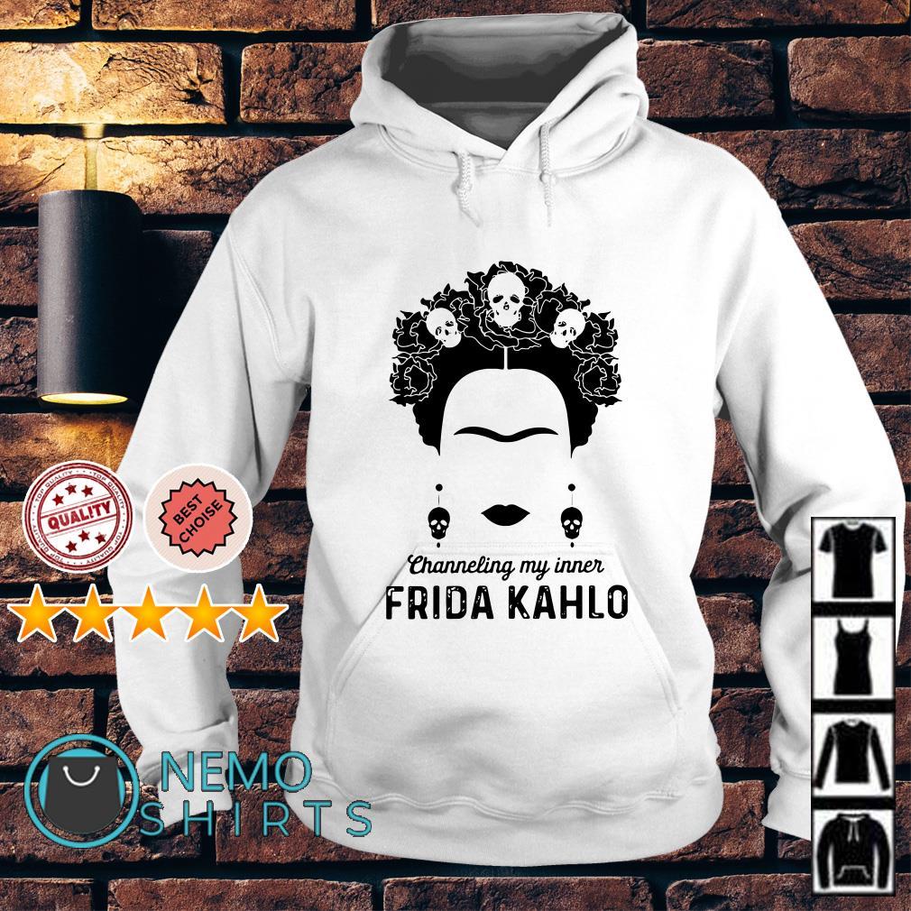 Channeling my inner Frida Kahlo Hoodie
