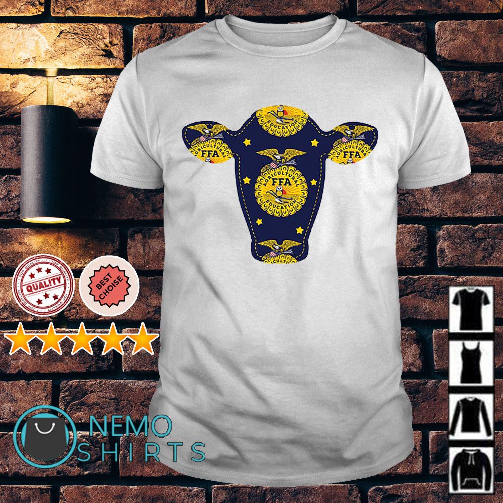 Cow Head National FFA Organization shirt