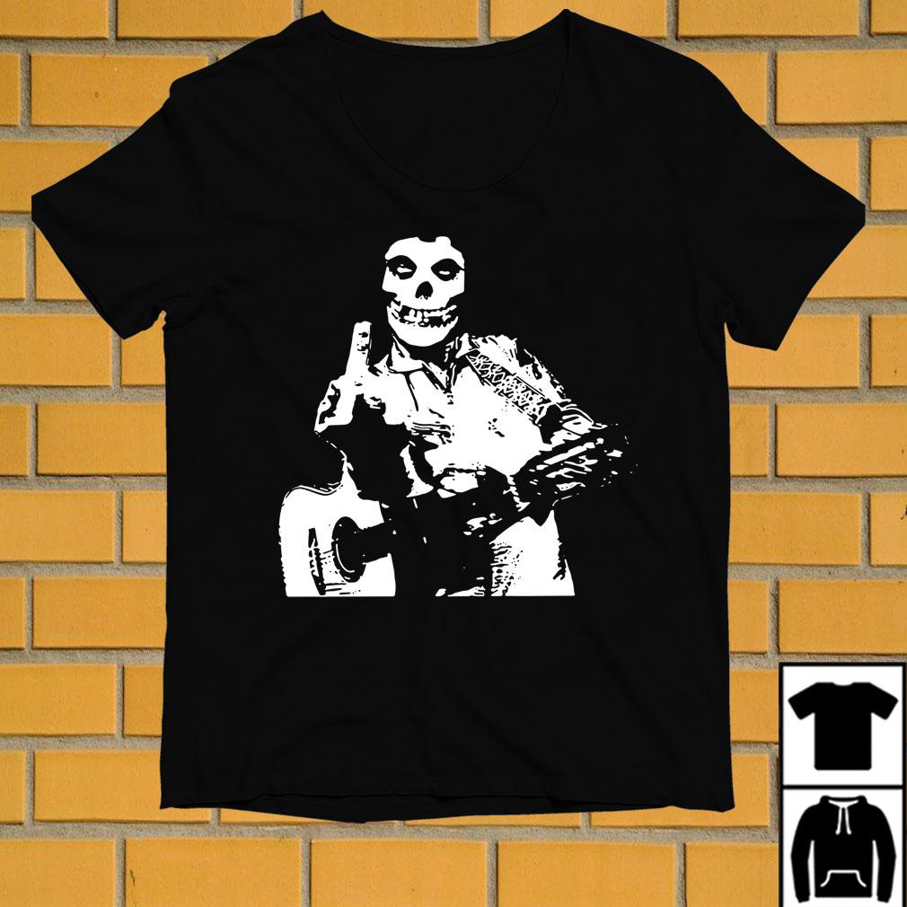 Johnny Cash Finger fuck Folsom Prison shirt
