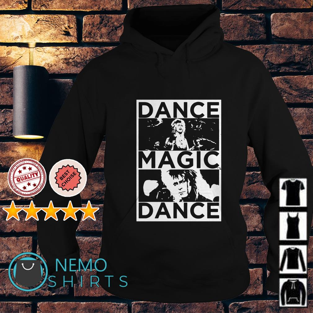Labyrinth dance magic dance you remind me of the babe Hoodie
