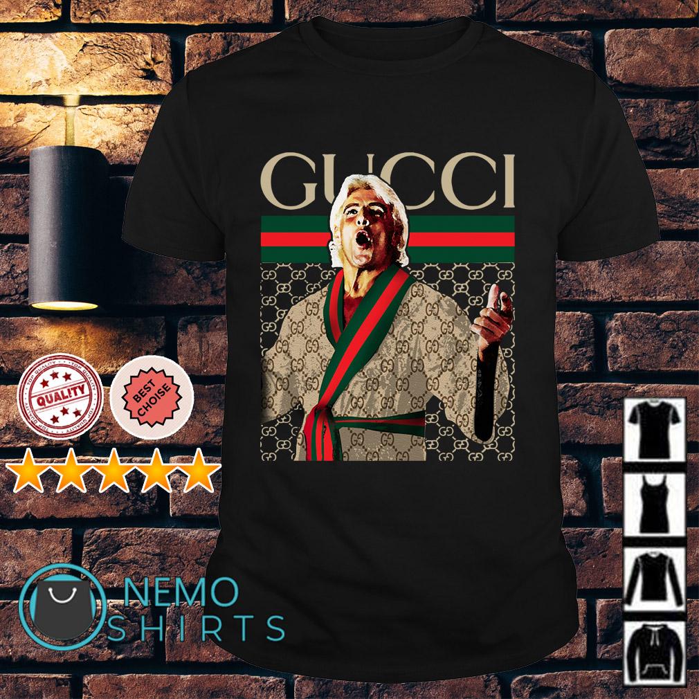 Official Ric Flair Gucci shirt