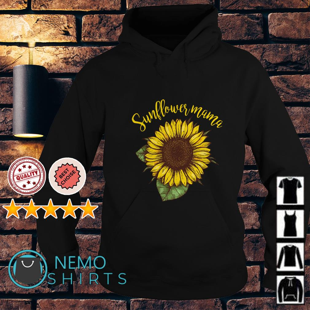 Official Sunflower mama Hoodie