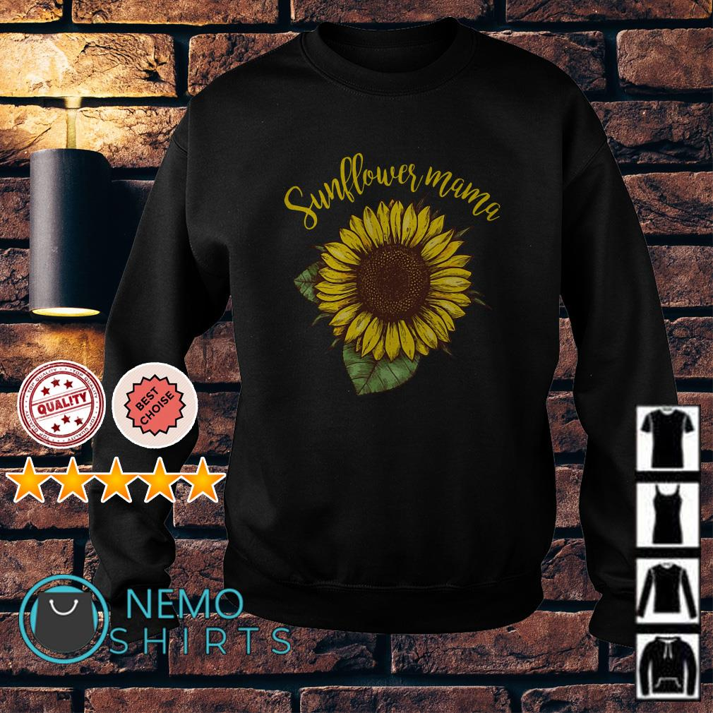 Official Sunflower mama Sweater