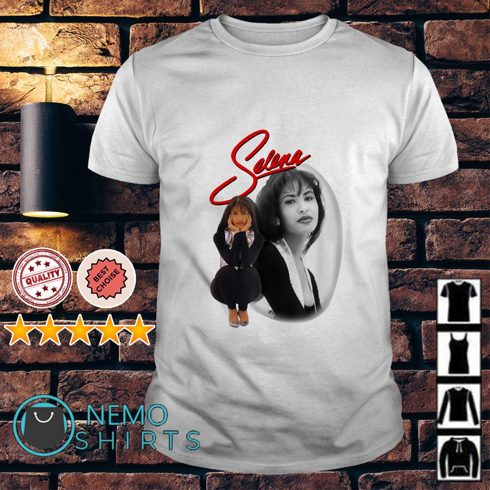 Pretty Selena big fan la reina shirt