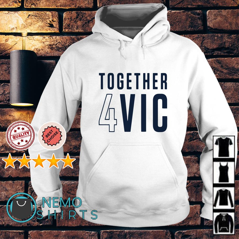 Together 4 VIC Hoodie