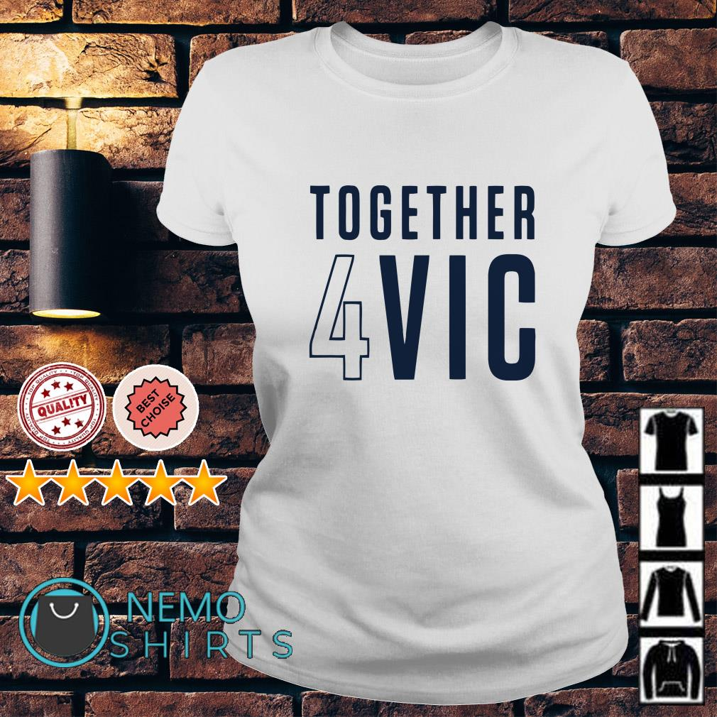 Together 4 VIC Ladies tee