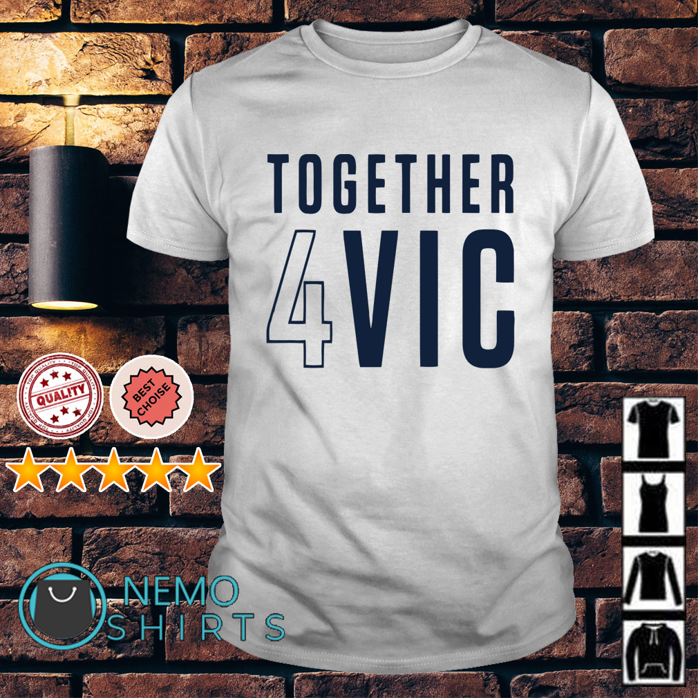 Together 4 VIC shirt