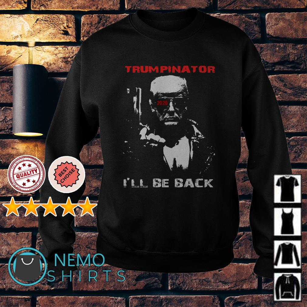 Trumpinator 2020 I'll be back Sweater