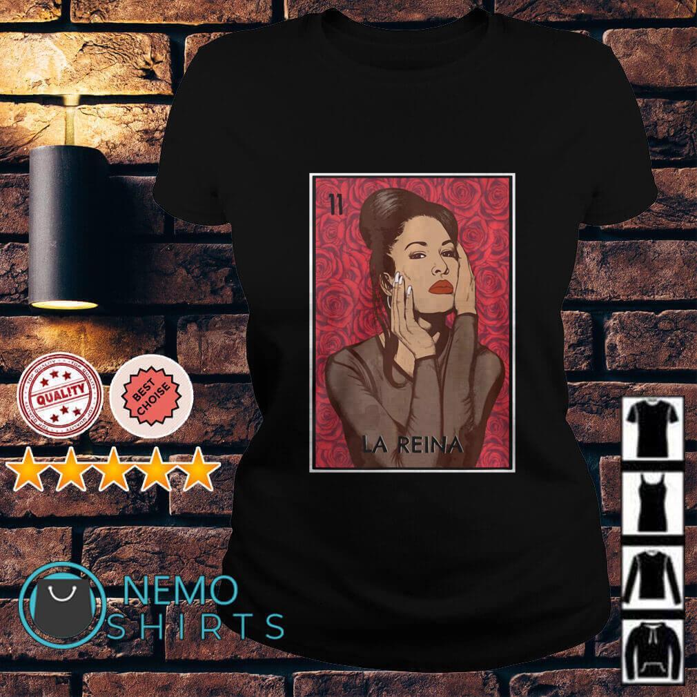 Vintage Selena La Reina Ladies tee