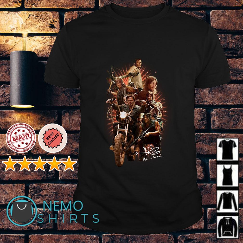The Walking Dead Daryl Dixon shirt