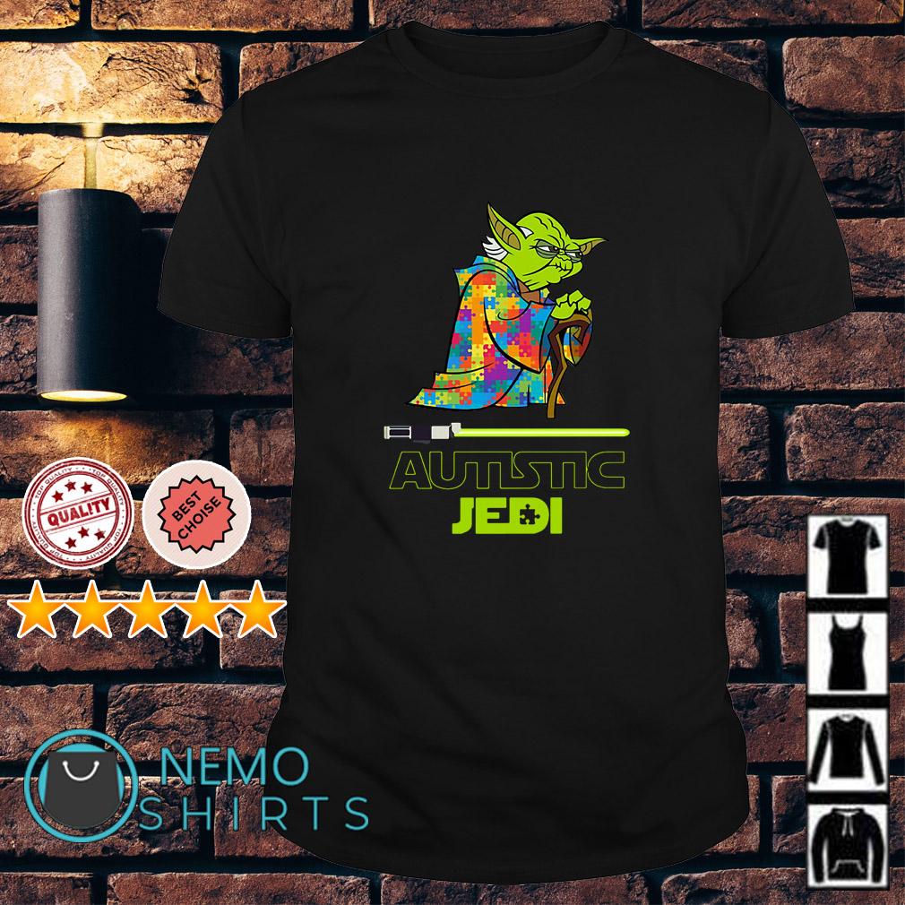 Yoda Seagulls autistic jedi shirt