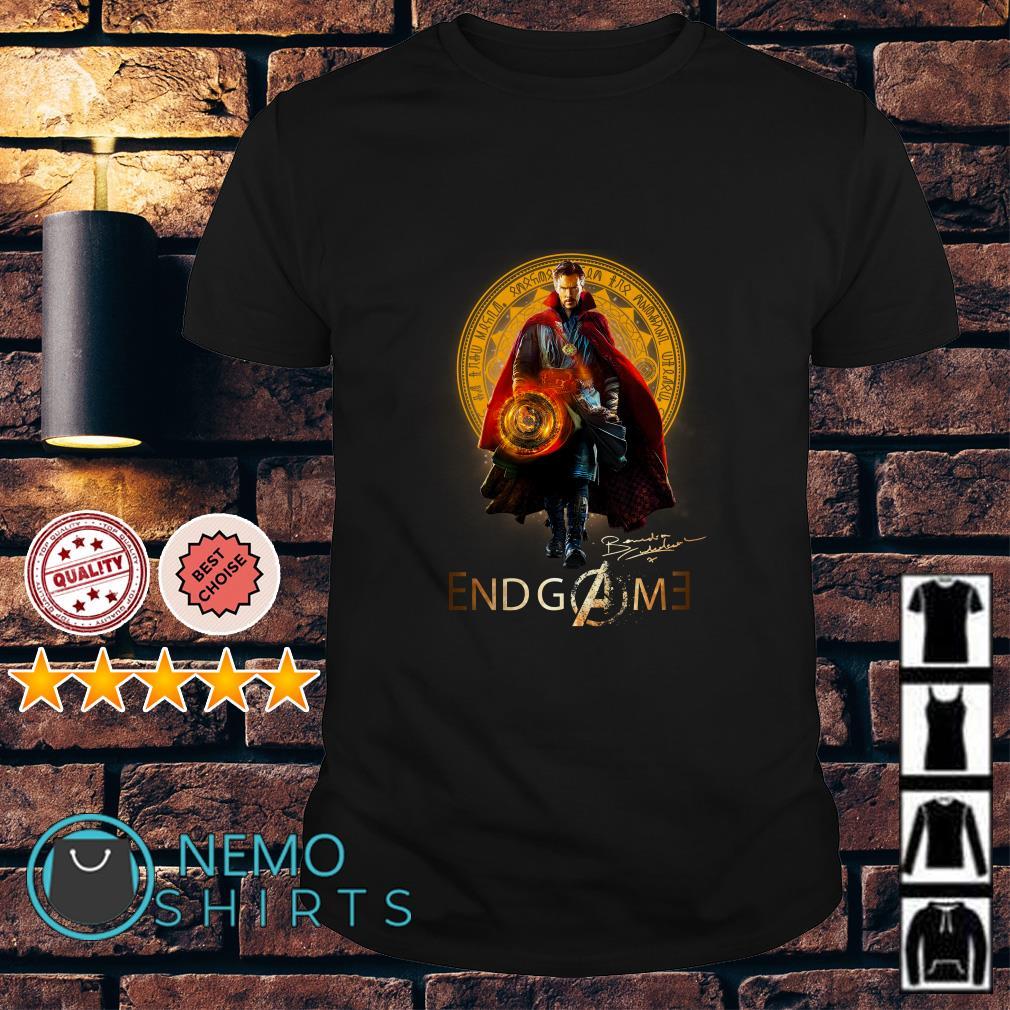 Doctor Strange Avengers Endgame shirt