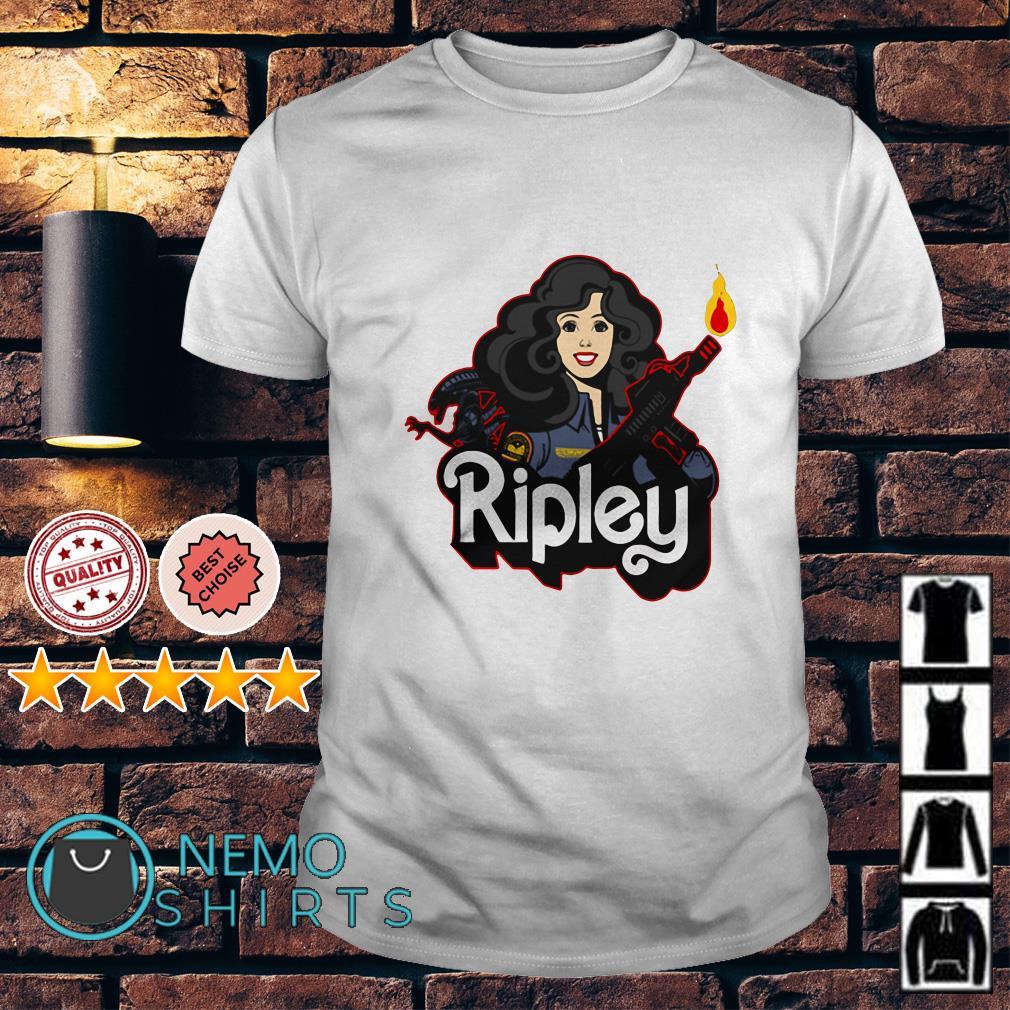 Ellen Louise Ripley chibi shirt