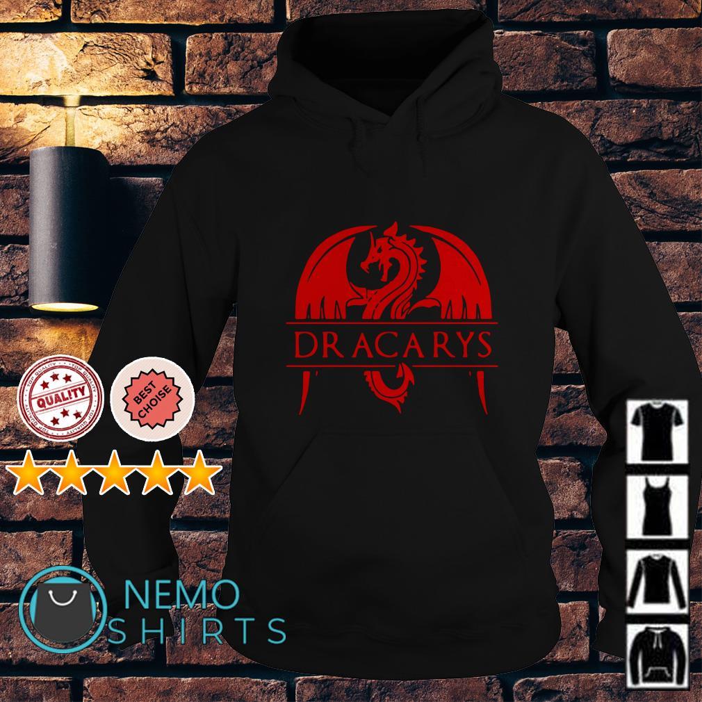 Game of Thrones Dracarys Dragon Hoodie