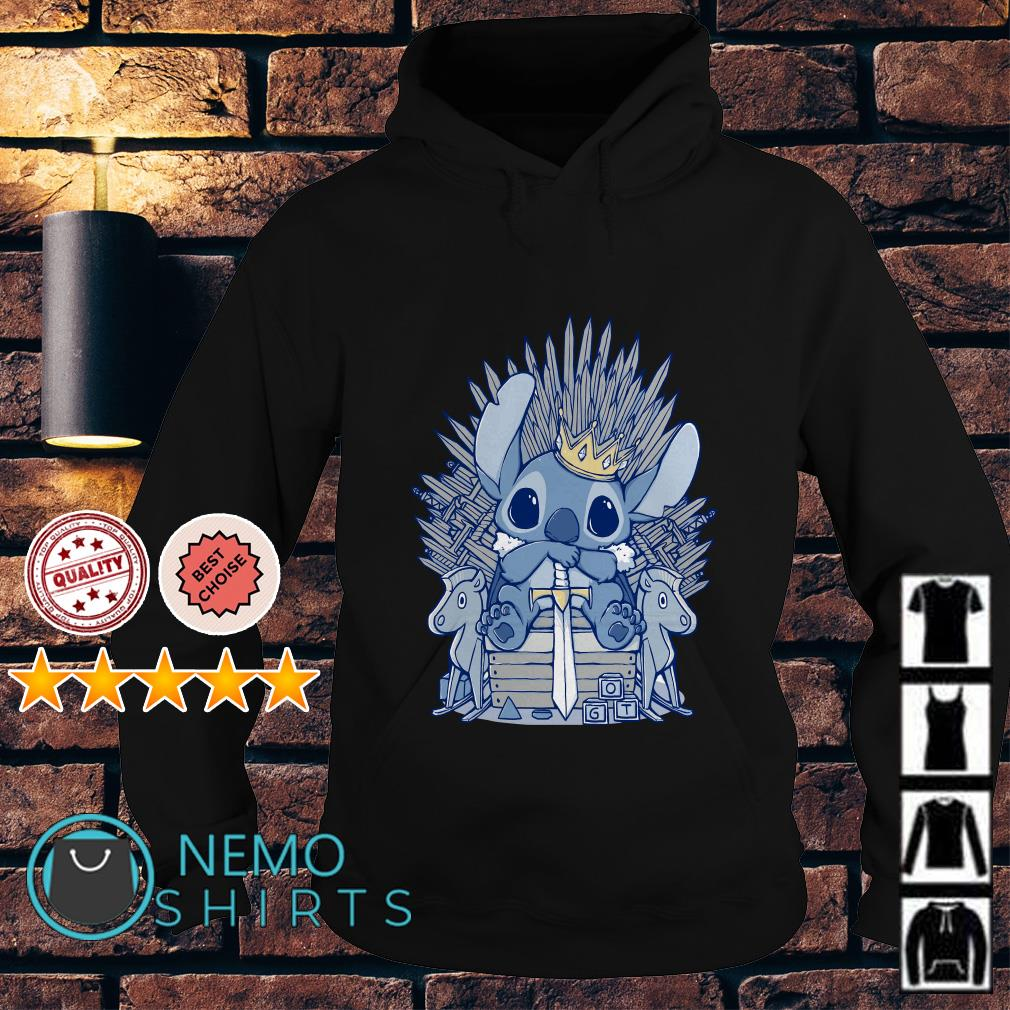 Game of Thrones King Stitch Hoodie