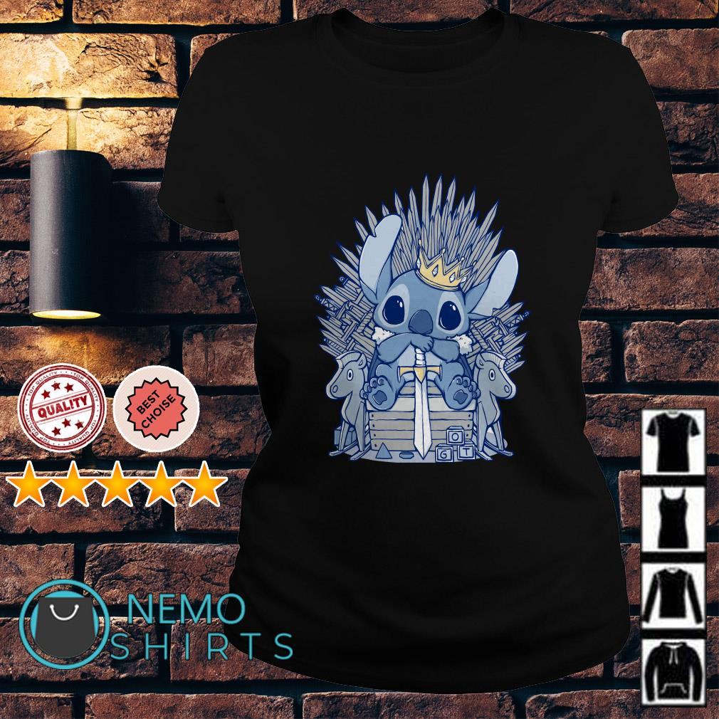 Game of Thrones King Stitch Ladies tee
