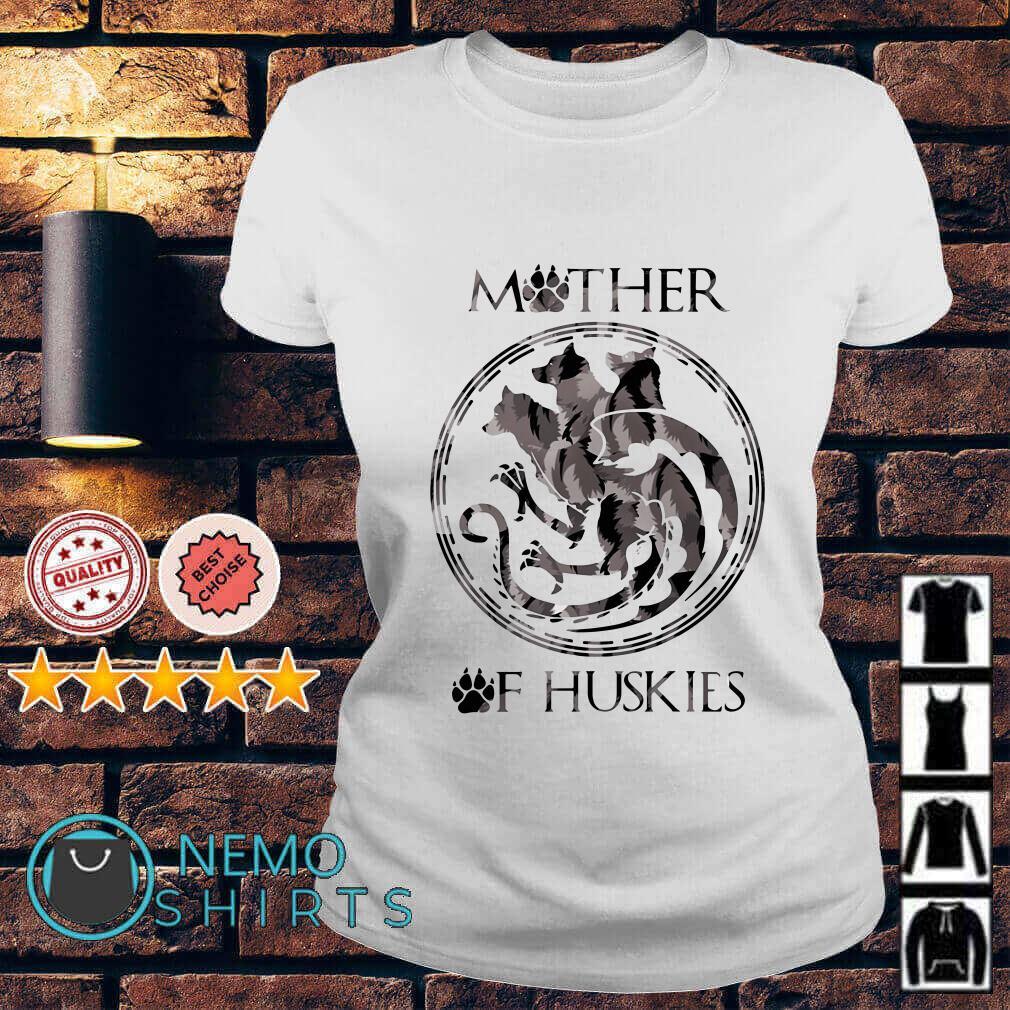 Game of Thrones Mother of Huskies Ladies Tee