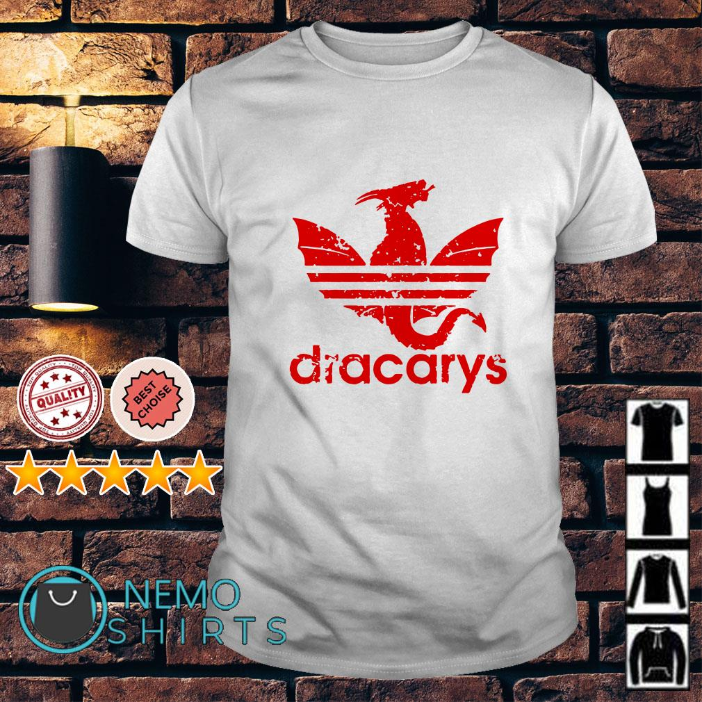 Game of Thrones Dragon Fire Dracarys shirt