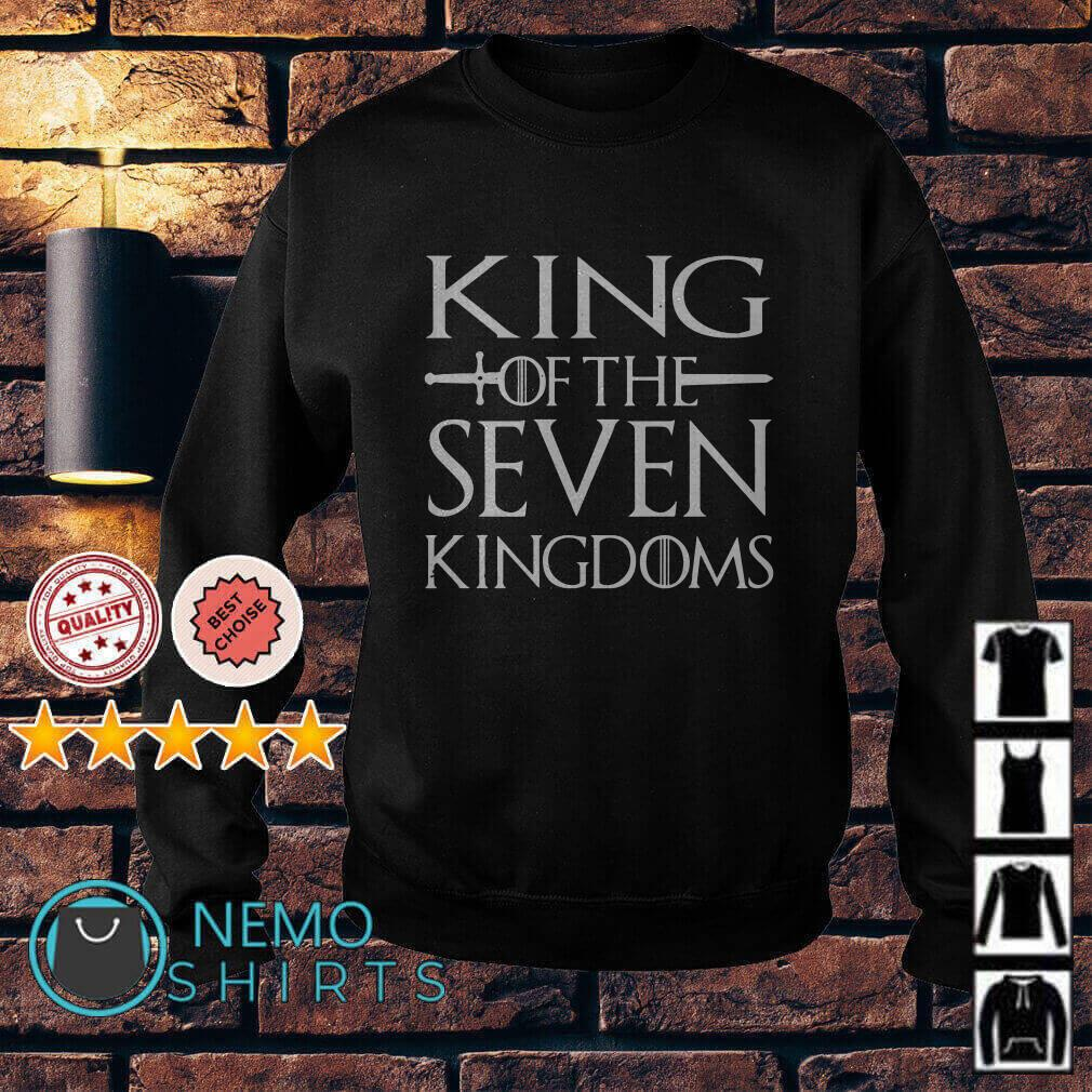 Game Of Thrones King of the seven kingdoms Sweater