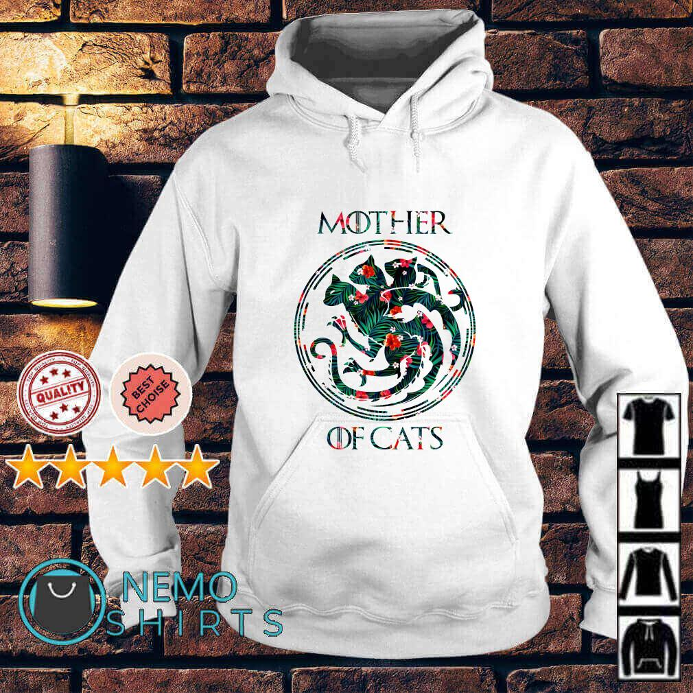 Game Of Thrones Mother Of Cats Hoodie