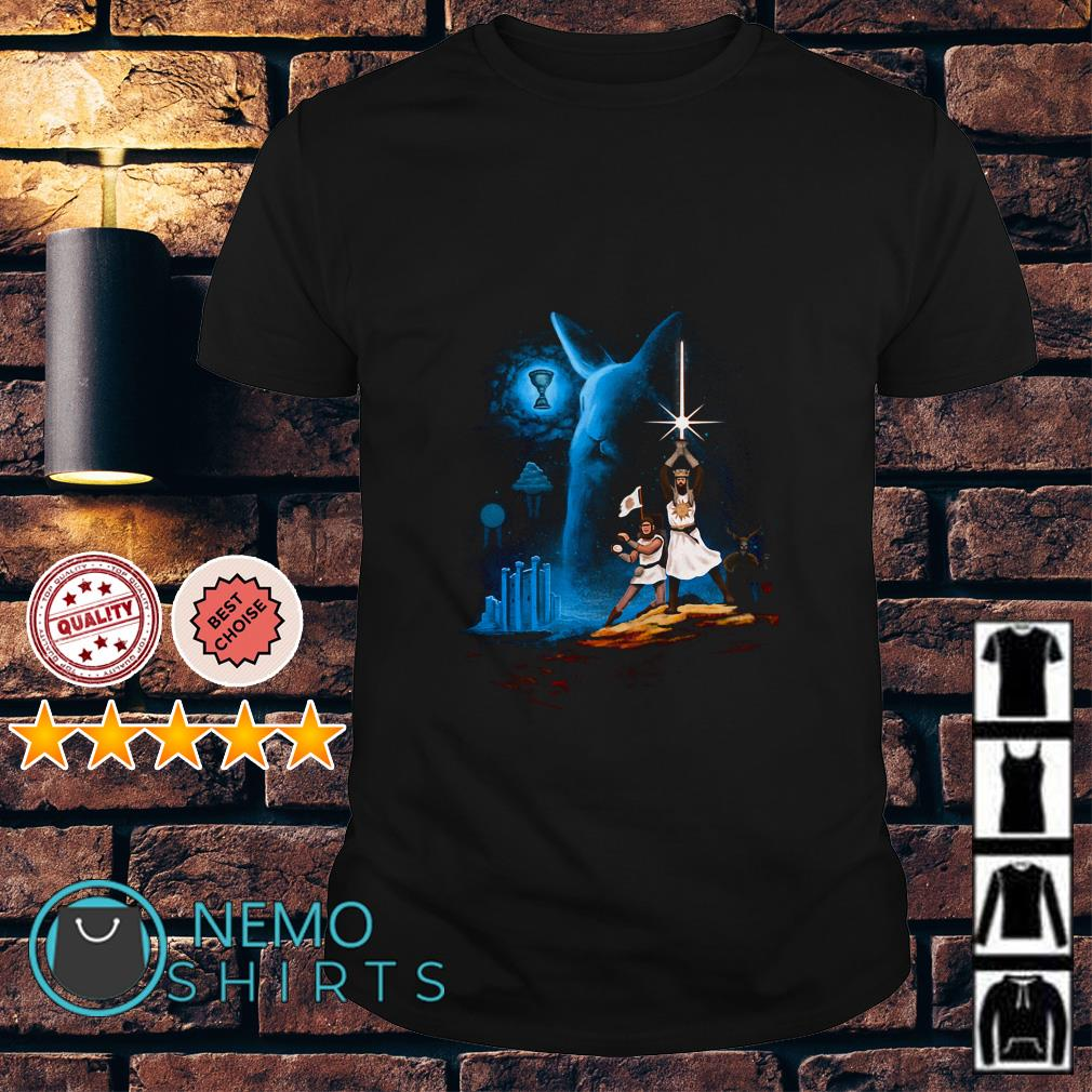 Grail Wars Monty Python and the Holy Grail shirt