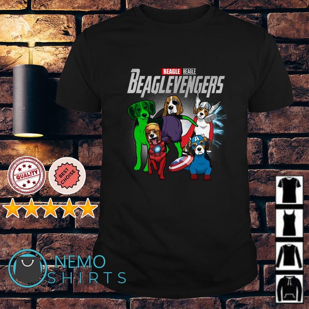 Marvel Avengers Endgame Beagle Beaglevengers shirt