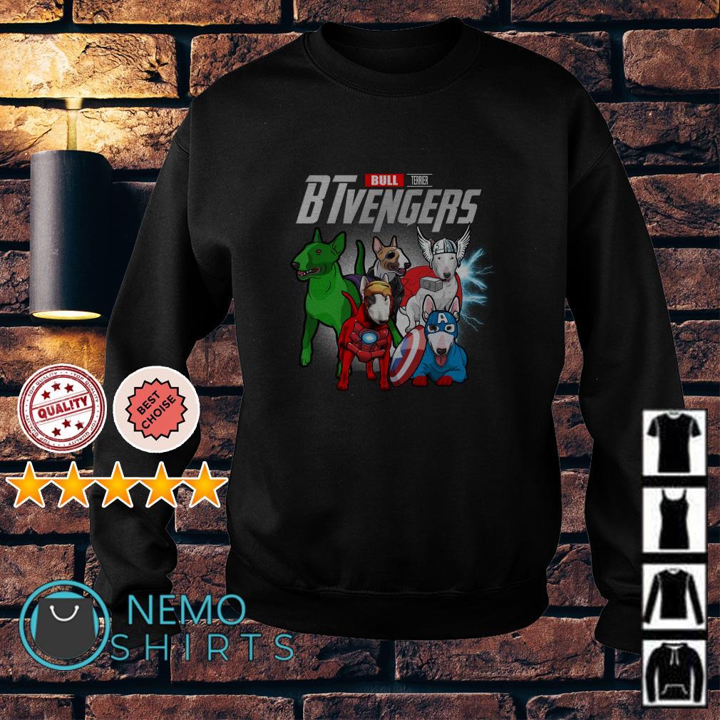 Marvel Avengers Bull Terrier BTvengers Sweater