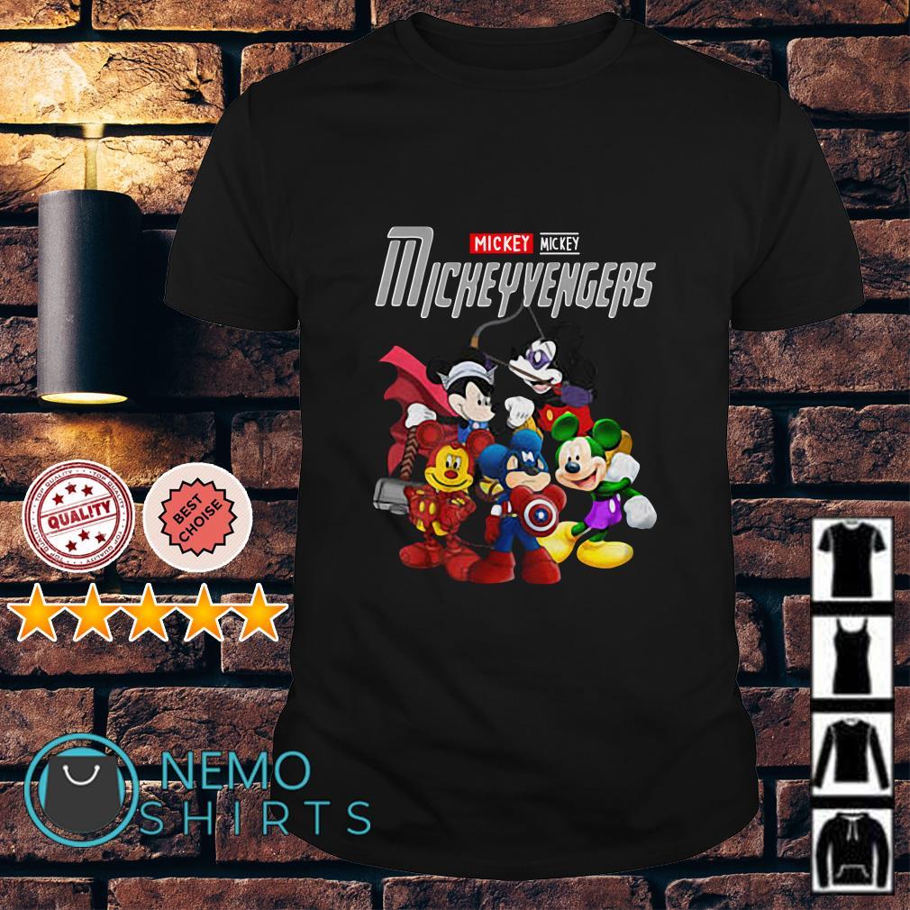 Marvel Avengers Mickey Mickeyvengers shirt