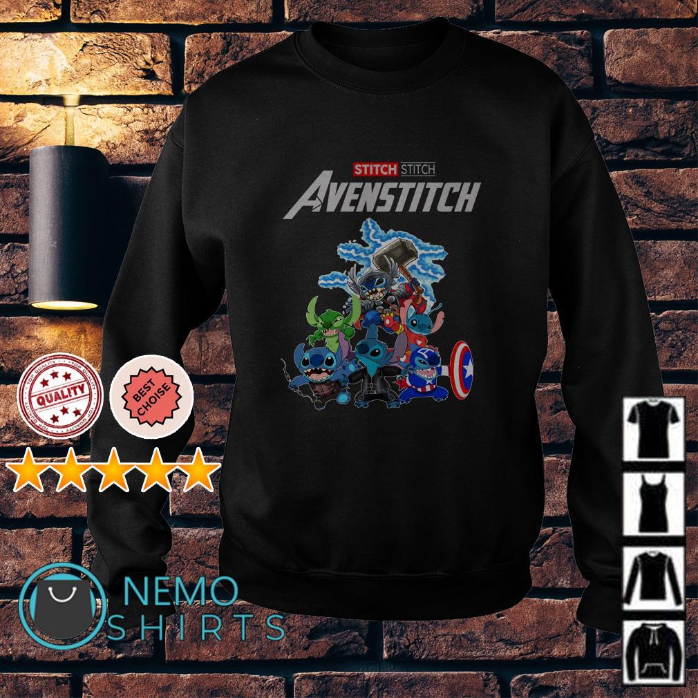 Marvel Avengers Stitch Avenstitch Sweater