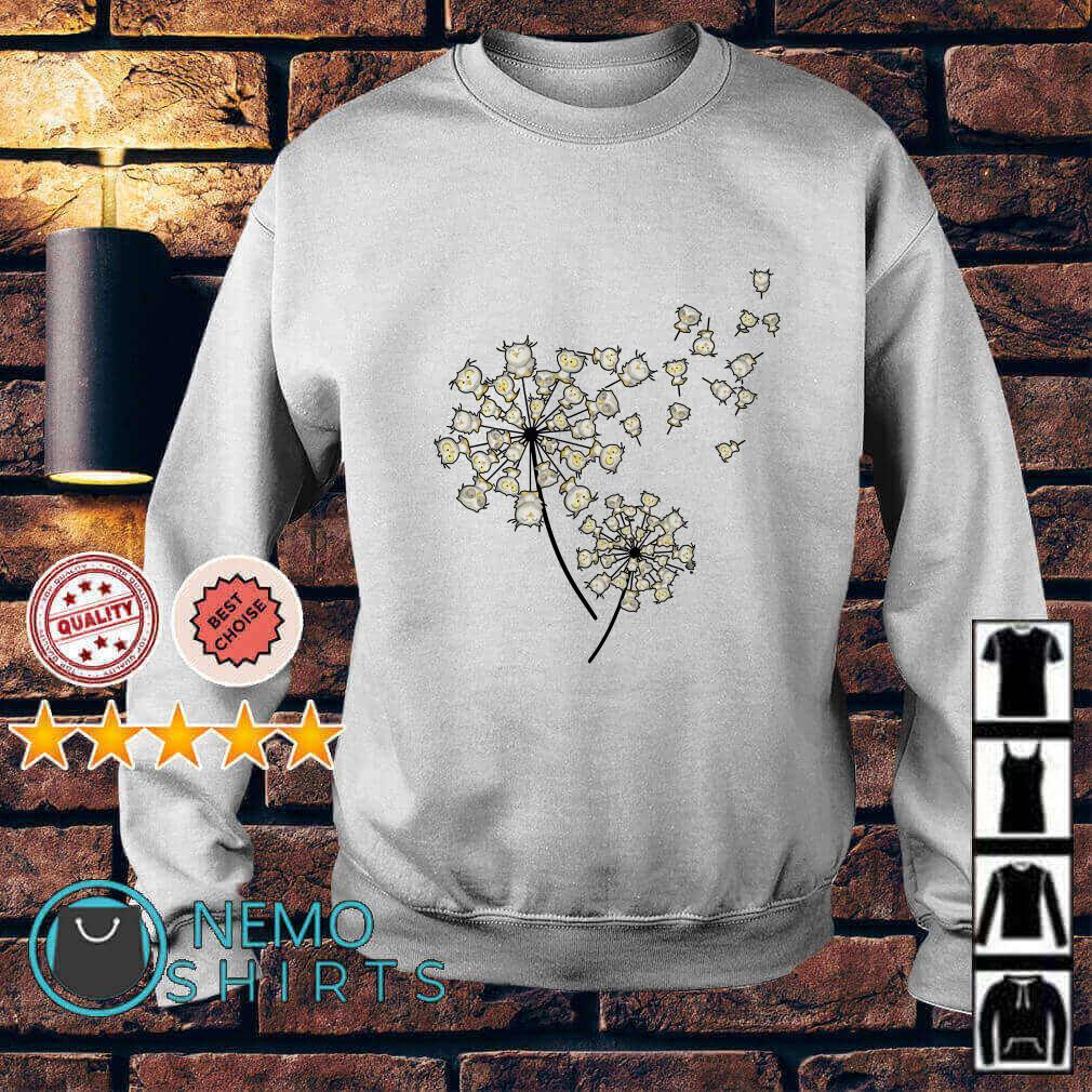 Official Owl dandelion Sweater