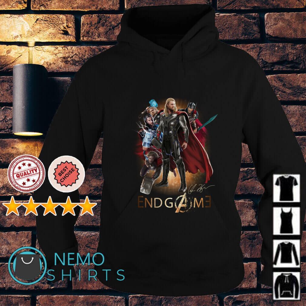 Team Thor Avengers Endgame Hoodie