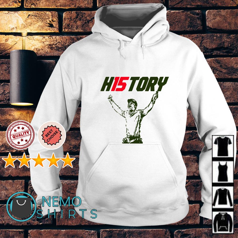 Tiger Woods makes Masters 15th history Hoodie