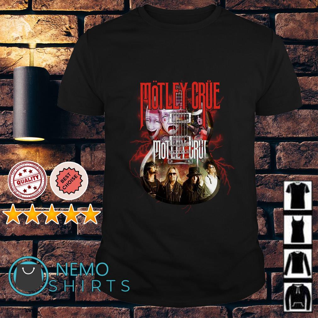 Vintage Motley Crue Theatre of Pain shirt