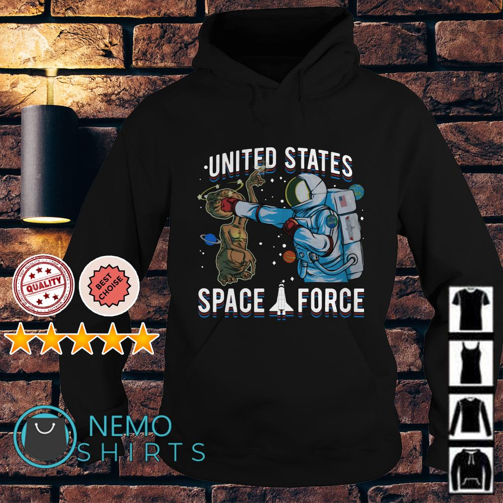 Alien United States space force Hoodie