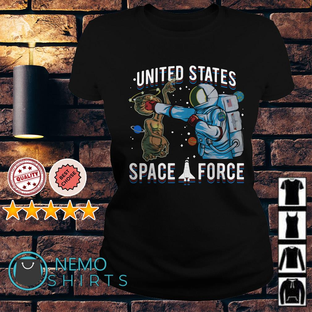 Alien United States space force Ladies Tee