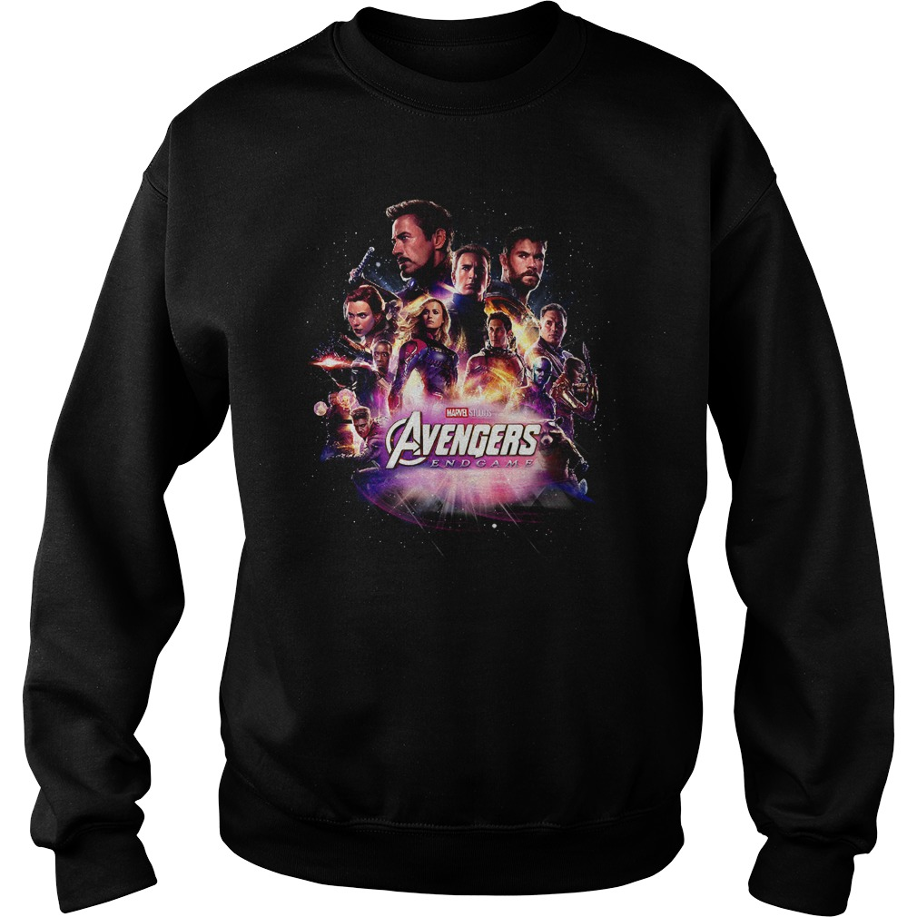 Avengers Endgame bring me Thanos all Superheroes Sweater